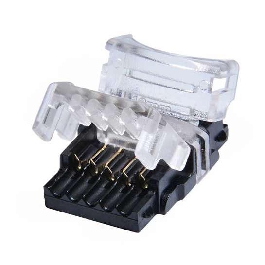 Boitier de raccordement Striplock pour Strip LED RGB W