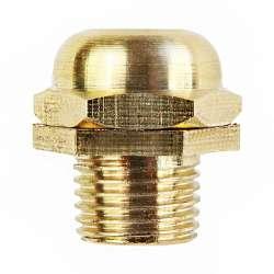 Serre câble électrique laiton filetage M10.