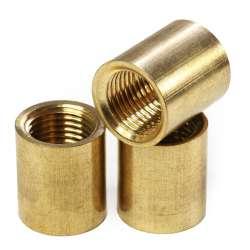 bague filetée laiton pour tube M10 diamètre 13mm