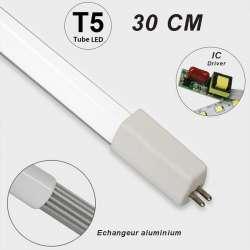 Mini tube LED T5 22 LED SMD 2835 longueur 300 mm