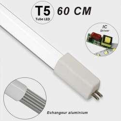 Mini tube LED T5 48 LED SMD 2835 longueur 600 mm