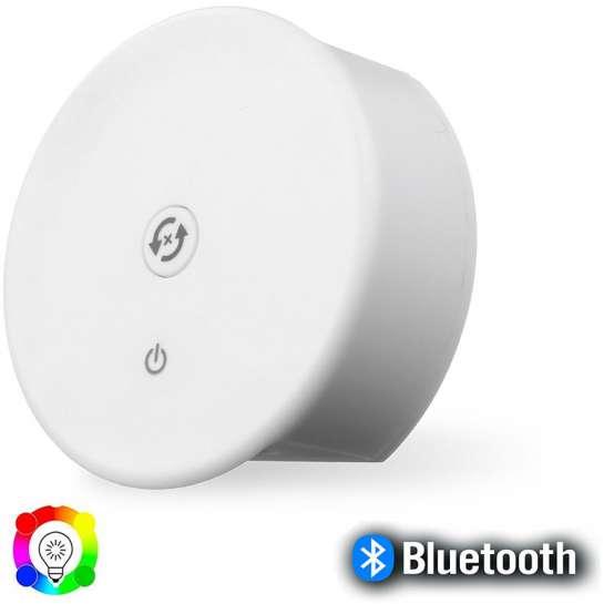 Controleur Bluetooth couleur pour Smart-phone ou tablette numérique