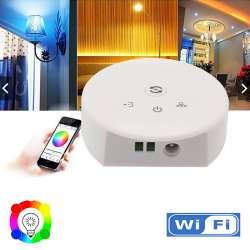 Controleur Wifi couleur pour Smart-phone ou tablette numérique