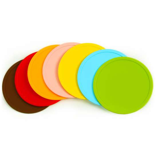 Filtre couleur silicone Sootylight diamètre 90mm