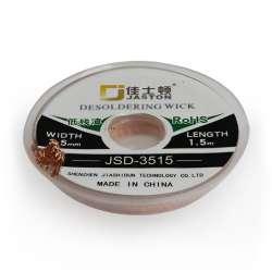 Tresses à dessouder en cuivre ultra pure 3515