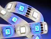 Strip LED RVBW multicolore + Blanc