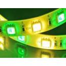 Strip LED RVBWW multicolore + Blanc chaud