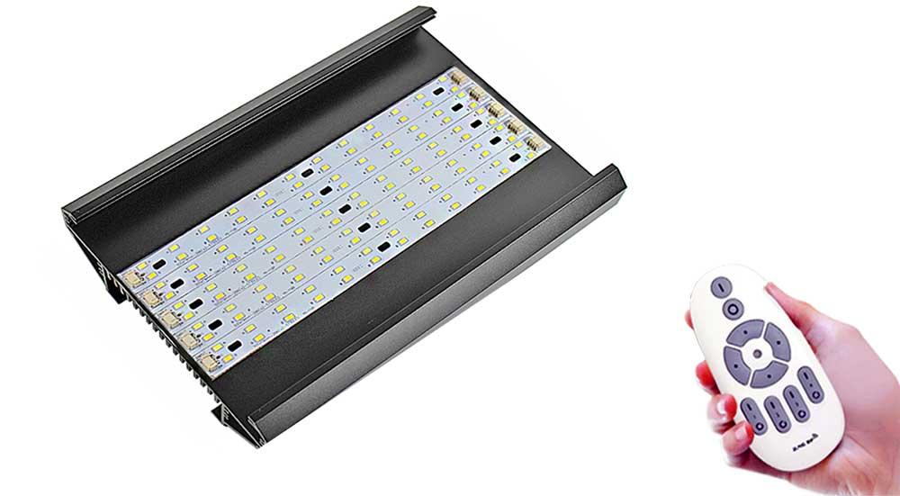 Support aluminium LED Dyna LED dimma color