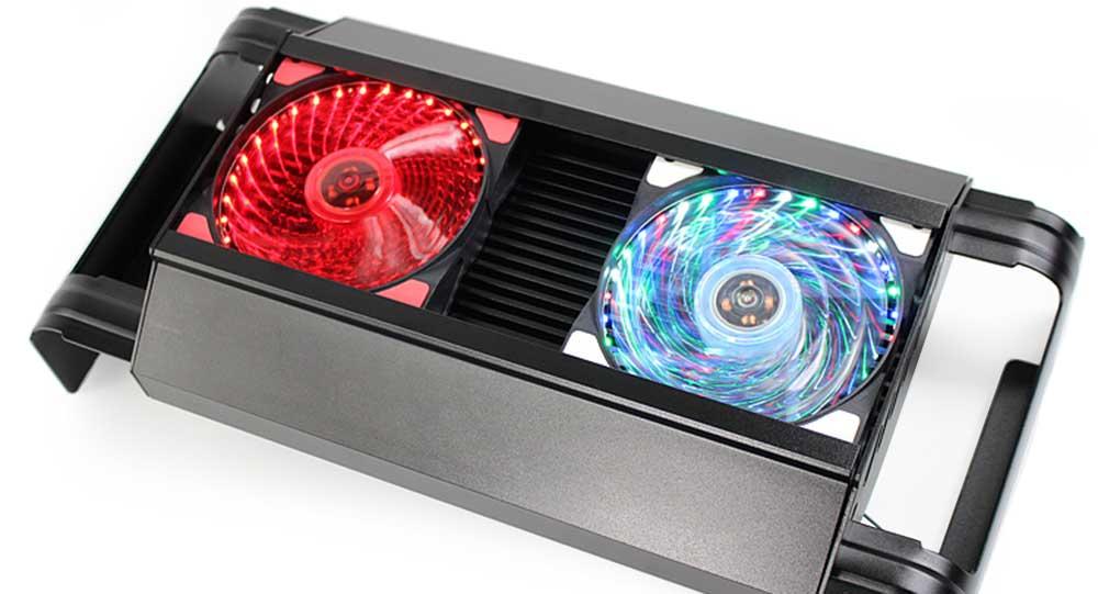 Ventilateur Dyna Cooler multi couleur