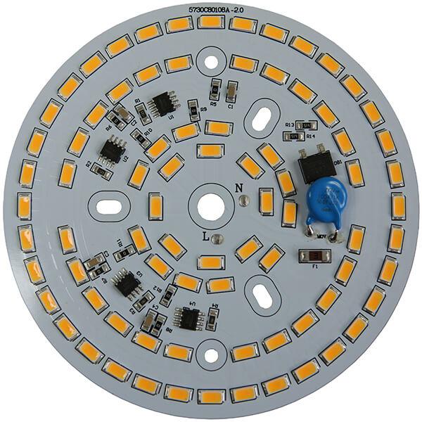 AC LED 40 WATTS 80 LEDs 5730 SMD