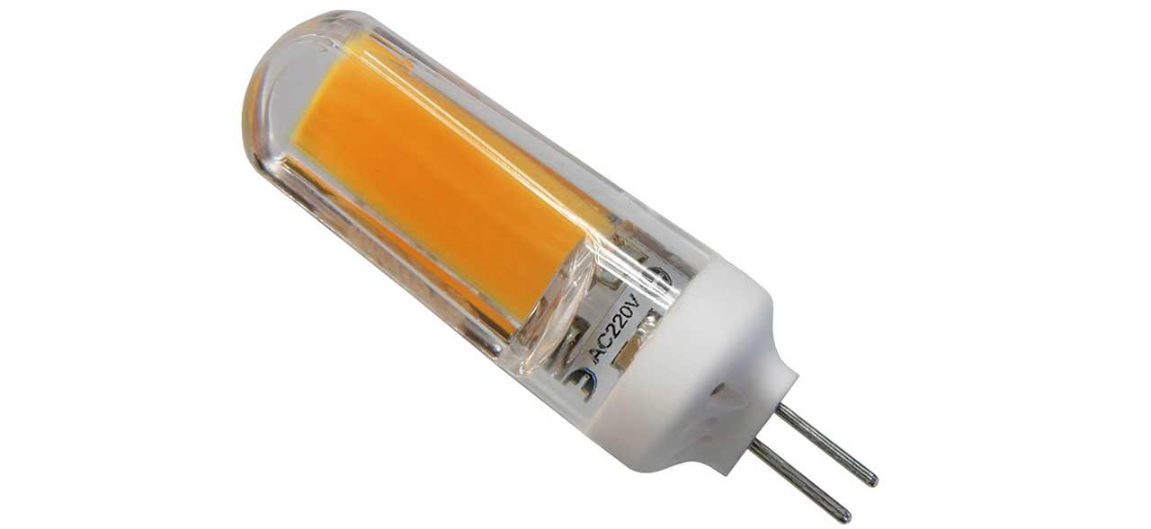 Ampoule LED G4 Epistar COB de 7 watts