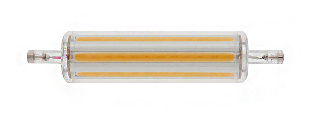 Ampoule LED R7s 18-watts COB 118mm in2