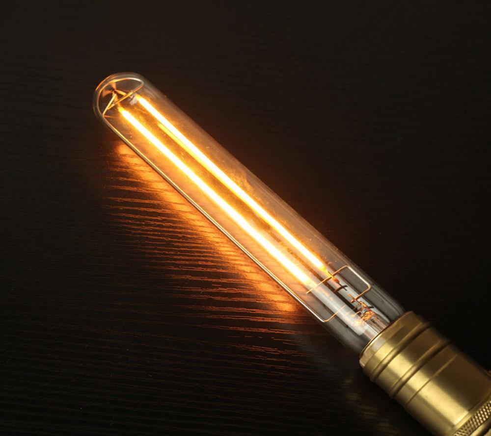 Ampoule LED filament T30 de 4 watts