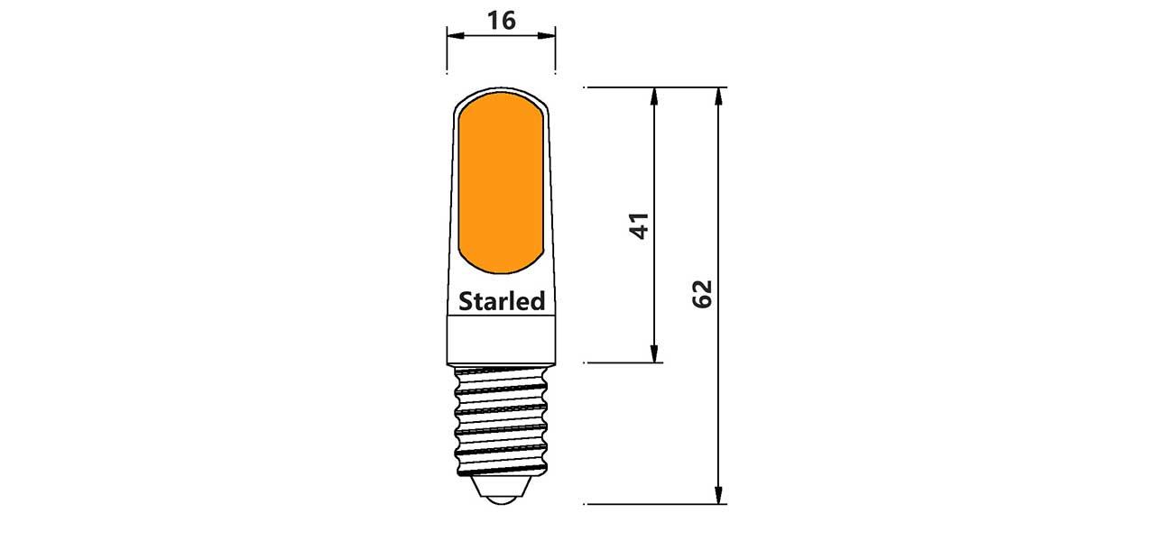 dimendion-7-watts-COB-E14