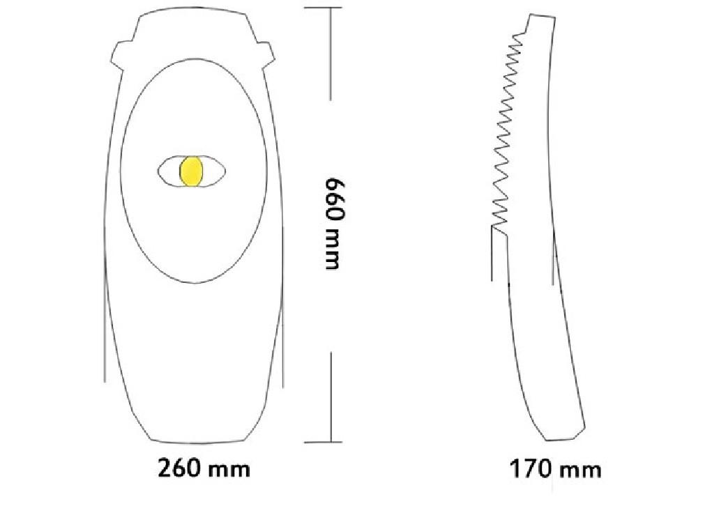 Dimention-tete-lampadaire-LED-8000lumens