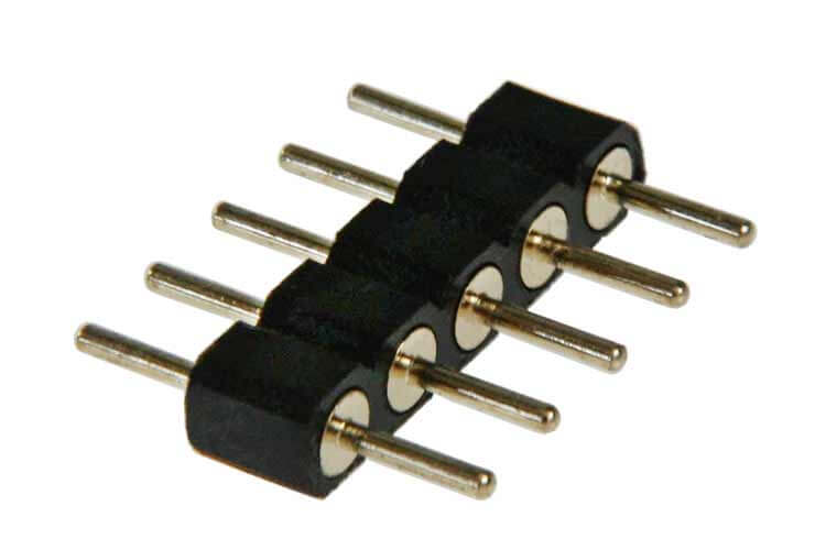 raccord-5-pins-noir