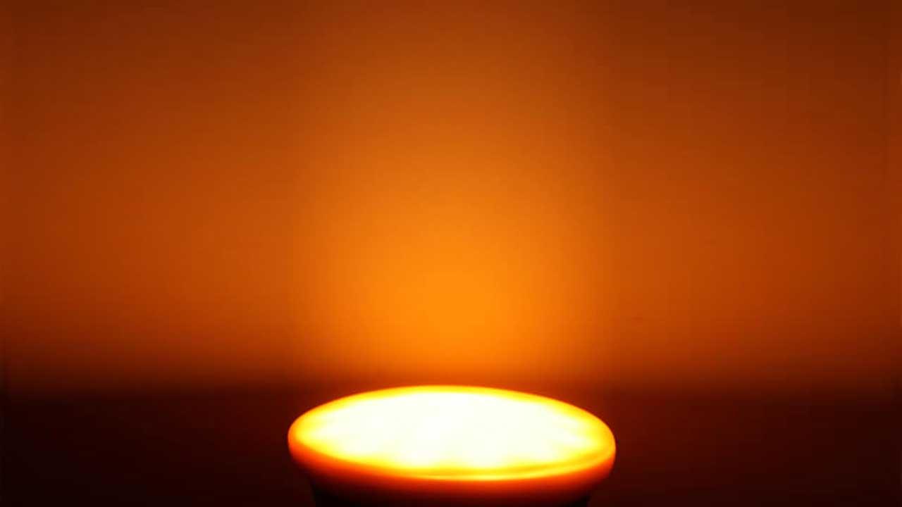 Filtre silicone couleur orange