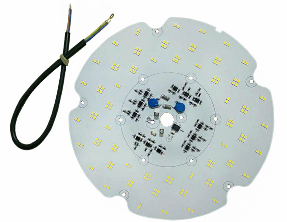 Platine AC-LED 100 watts High-Bay