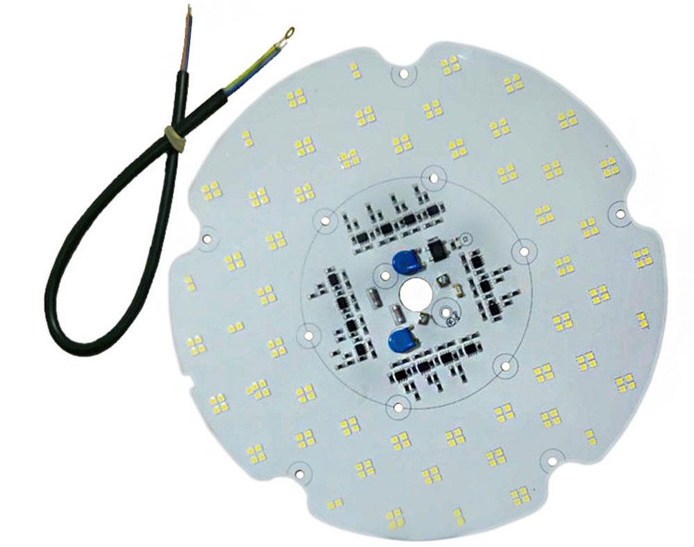Platine AC-LED 150 watts High Bay dimension