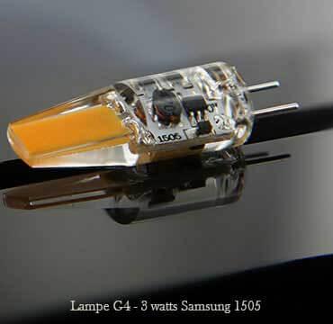 Lampe G4 COB part 2