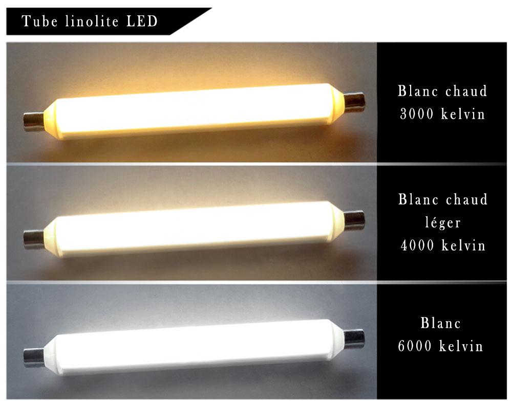 S19 Tube Watts Led 7 Volts De 230 Linolite Tubulaire Puissance N0P8wknOX