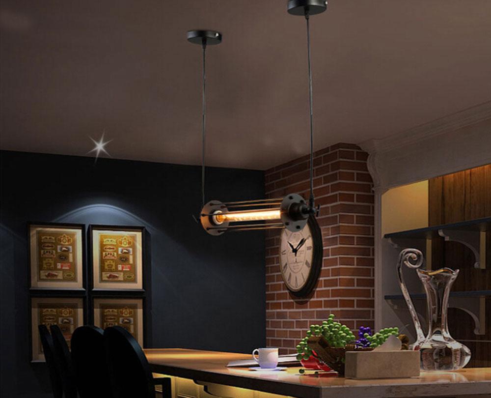 Luminaire cuisine T30 horizontal