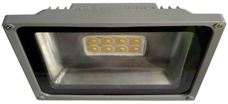 montage projo AC LED