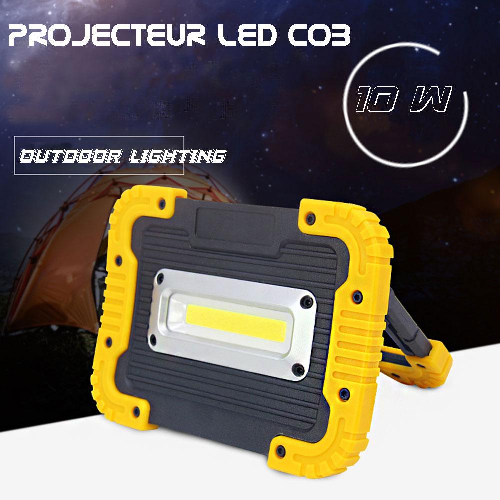 Projecteur LED 10 watts Outdoor Lighting