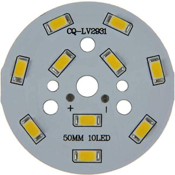 platine-LEDs-de-5 watts