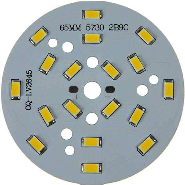 platine-LEDs-de-9- watts