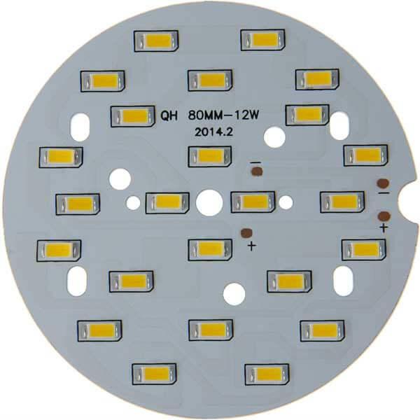 platine-LEDs-de-12- watts