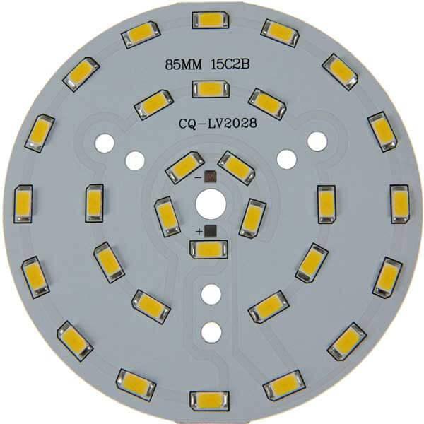 platine-LEDs-de15-watts