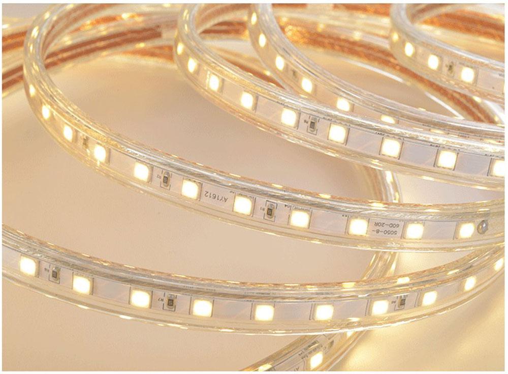 Strip LED 230 volts couleurs eclairage