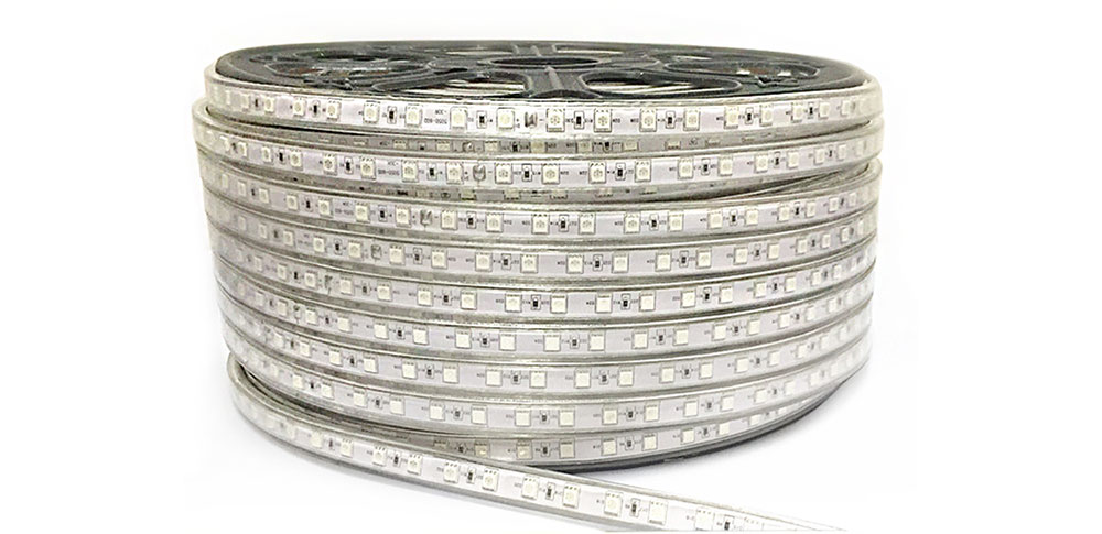 Rouleau de strip LED horticole in