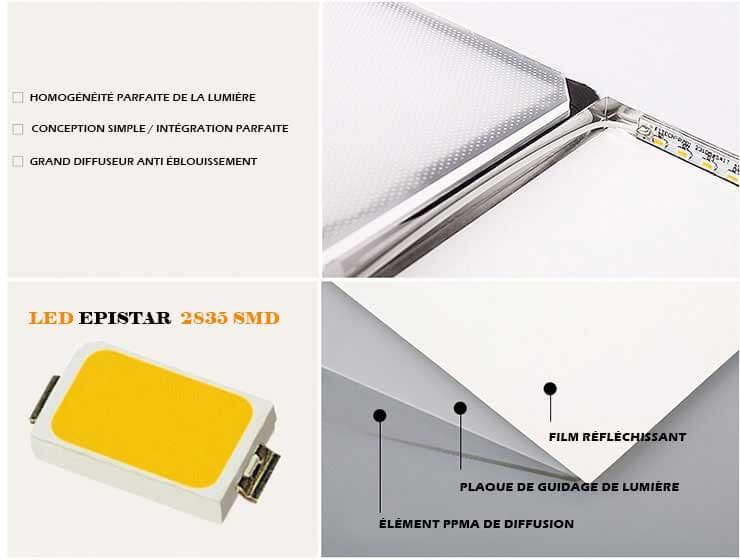 Tech panneaux LED