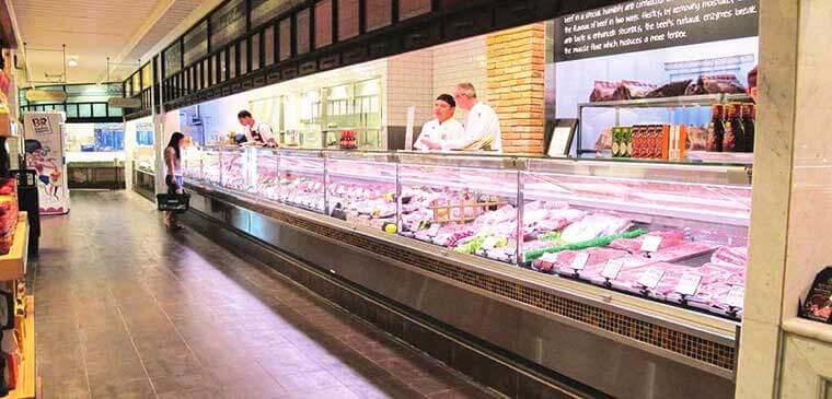 Tube LED Meat Series