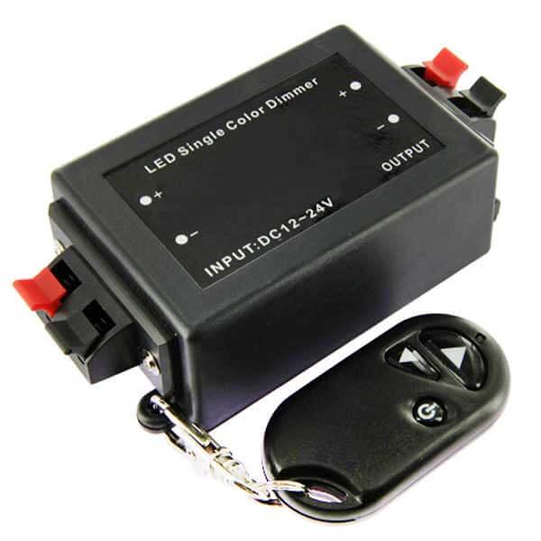 Variateur spécial LED 12/24v