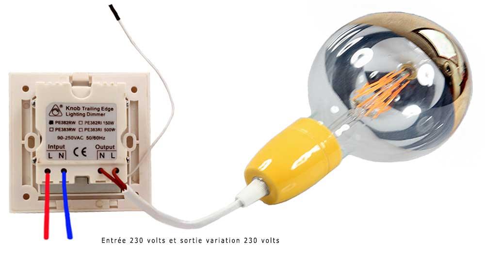 Variateur-universel-cablage-230-volts